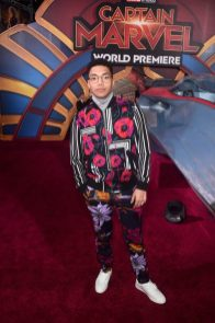 """HOLLYWOOD, CA - MARCH 04: Actor Chance Perdomo attends the Los Angeles World Premiere of Marvel Studios' """"Captain Marvel"""" at Dolby Theatre on March 4, 2019 in Hollywood, California. (Photo by Alberto E. Rodriguez/Getty Images for Disney) *** Local Caption *** Chance Perdomo"""