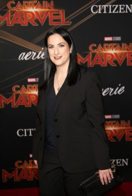 """HOLLYWOOD, CA - MARCH 04: Editor Debbie Berman attends the Los Angeles World Premiere of Marvel Studios' """"Captain Marvel"""" at Dolby Theatre on March 4, 2019 in Hollywood, California. (Photo by Jesse Grant/Getty Images for Disney) *** Local Caption *** Debbie Berman"""