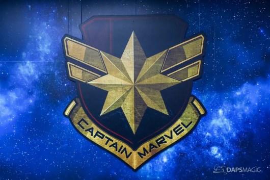 Captain Marvel Photo Location