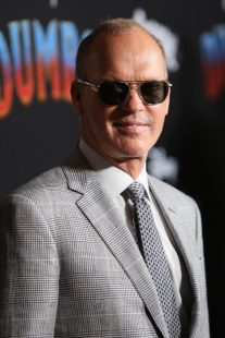 """LOS ANGELES, CA - MARCH 11: Actor Michael Keaton attends the World Premiere of Disney's """"Dumbo"""" at the El Capitan Theatre on March 11, 2019 in Los Angeles, California. (Photo by Jesse Grant/Getty Images for Disney) *** Local Caption *** Michael Keaton"""