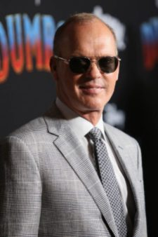 "LOS ANGELES, CA - MARCH 11: Actor Michael Keaton attends the World Premiere of Disney's ""Dumbo"" at the El Capitan Theatre on March 11, 2019 in Los Angeles, California. (Photo by Jesse Grant/Getty Images for Disney) *** Local Caption *** Michael Keaton"