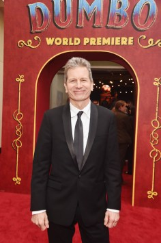 "LOS ANGELES, CA - MARCH 11: Production Designer Rick Heinrichs attends the World Premiere of Disney's ""Dumbo"" at the El Capitan Theatre on March 11, 2019 in Los Angeles, California. (Photo by Alberto E. Rodriguez/Getty Images for Disney) *** Local Caption *** Rick Heinrichs"