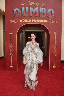 """LOS ANGELES, CA - MARCH 11: Actor Eva Green attends the World Premiere of Disney's """"Dumbo"""" at the El Capitan Theatre on March 11, 2019 in Los Angeles, California. (Photo by Alberto E. Rodriguez/Getty Images for Disney) *** Local Caption *** Eva Green"""