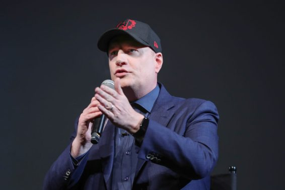 Global Tour Shanghai, China Press Conference President of Marvel Studios/Producer Kevin Feige