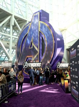 AVENGERS- ENDGAME World Premiere-1