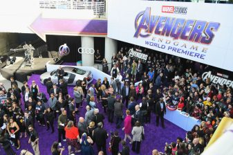 AVENGERS- ENDGAME World Premiere-178