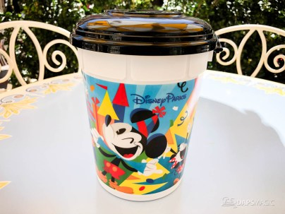 Disney Parks Celebrate Mickey Popcorn Bucket and Mug-2