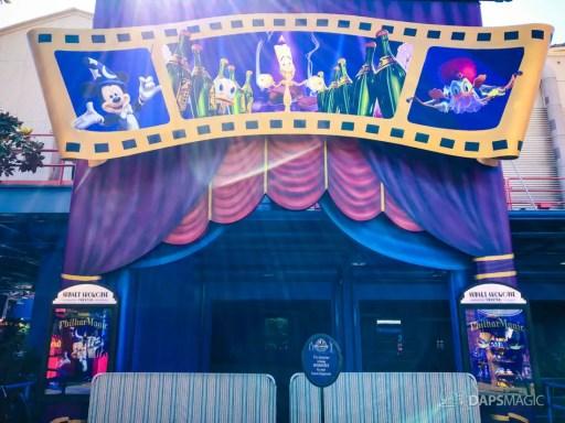 Mickey's Philharmagic Signs at Disney California Adventure-3