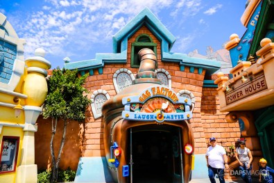 Mickeys Toontown on Day Mickey and Minnies Runaway Railway is Announced for Disneyland-13