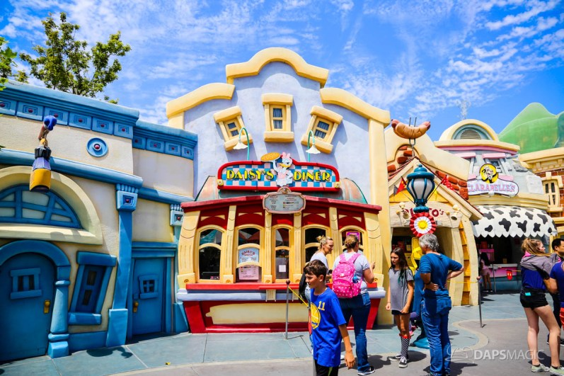 Mickeys Toontown on Day Mickey and Minnies Runaway Railway is Announced for Disneyland-37