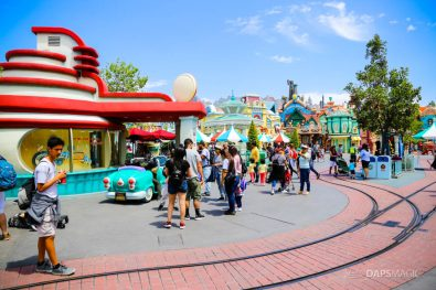 Mickeys Toontown on Day Mickey and Minnies Runaway Railway is Announced for Disneyland-45