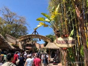 New Adventureland Sign at Disneyland-5
