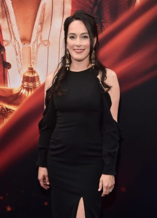 """LOS ANGELES, CA - MAY 21: Joanna Bartling attends the World Premiere of Disney's """"Aladdin"""" at the El Capitan Theater in Hollywood CA on May 21, 2019, in the culmination of the film's Magic Carpet World Tour with stops in Paris, London, Berlin, Tokyo, Mexico City and Amman, Jordan. (Photo by Alberto E. Rodriguez/Getty Images for Disney) *** Local Caption *** Joanna Bartling"""
