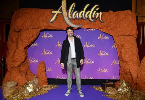 """PARIS, FRANCE - MAY 08: Christophe Carriere attends the """"Aladdin"""" gala screening at Le Grand Rex on May 08, 2019 in Paris, France. (Photo by Pascal Le Segretain/Getty Images For Disney)"""