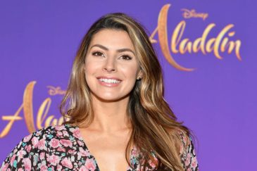"""PARIS, FRANCE - MAY 08: Candice Pascal attends the """"Aladdin"""" gala screening at Le Grand Rex on May 08, 2019 in Paris, France. (Photo by Pascal Le Segretain/Getty Images For Disney)"""