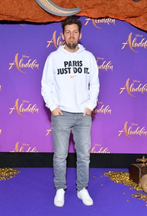 """PARIS, FRANCE - MAY 08: Norbert Tarayre attends the """"Aladdin"""" gala screening at Le Grand Rex on May 08, 2019 in Paris, France. (Photo by Pascal Le Segretain/Getty Images For Disney)"""