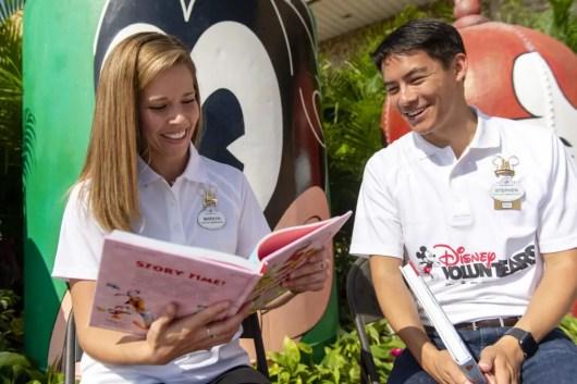 Ambassadors-Reading