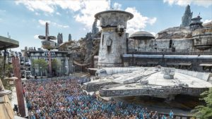 Disneyland Resort President Josh D'Amaro Introduces the Inhabitants of Batuu at Star Wars: Galaxy's Edge