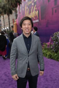 Producer Dan Lin attends the World Premiere of DisneyÕs Aladdin at the El Capitan Theater in Hollywood, CA on Tuesday, May 21, 2019, in the culmination of the filmÕs Magic Carpet World Tour with stops in Paris, London, Berlin, Tokyo, Mexico City and Amman, Jordan. (photo: Alex J. Berliner/ABImages)