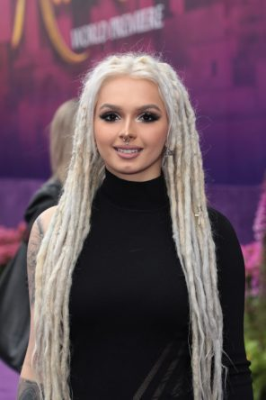 Zhavia Ward attends the World Premiere of DisneyÕs Aladdin at the El Capitan Theater in Hollywood, CA on Tuesday, May 21, 2019, in the culmination of the filmÕs Magic Carpet World Tour with stops in Paris, London, Berlin, Tokyo, Mexico City and Amman, Jordan. (photo: Alex J. Berliner/ABImages)