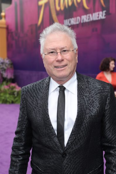 Alan Menken attends the World Premiere of DisneyÕs Aladdin at the El Capitan Theater in Hollywood, CA on Tuesday, May 21, 2019, in the culmination of the filmÕs Magic Carpet World Tour with stops in Paris, London, Berlin, Tokyo, Mexico City and Amman, Jordan. (photo: Alex J. Berliner/ABImages)