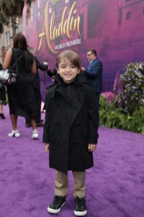 Jeremy Maguire attends the World Premiere of DisneyÕs Aladdin at the El Capitan Theater in Hollywood, CA on Tuesday, May 21, 2019, in the culmination of the filmÕs Magic Carpet World Tour with stops in Paris, London, Berlin, Tokyo, Mexico City and Amman, Jordan. (photo: Alex J. Berliner/ABImages)