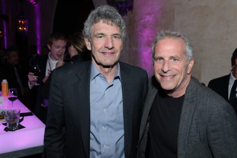 Alan Horn and Marc Platt attend the World Premiere of DisneyÕs Aladdin after party at the Roosevelt Hotel in Hollywood, CA on Tuesday, May 21, 2019, in the culmination of the filmÕs Magic Carpet World Tour with stops in Paris, London, Berlin, Tokyo, Mexico City and Amman, Jordan. (photo: Alex J. Berliner/ABImages)