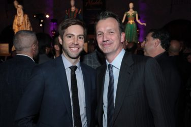Producer Jonathan Eirich and Sean Bailey attend the World Premiere of DisneyÕs Aladdin after party at the Roosevelt Hotel in Hollywood, CA on Tuesday, May 21, 2019, in the culmination of the filmÕs Magic Carpet World Tour with stops in Paris, London, Berlin, Tokyo, Mexico City and Amman, Jordan. (photo: Alex J. Berliner/ABImages)