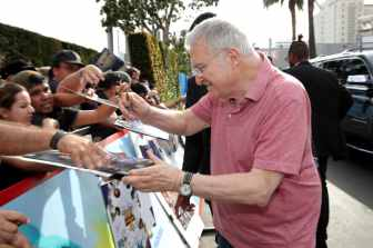 HOLLYWOOD, CA - JUNE 11: Randy Newman attends the world premiere of Disney and Pixar's TOY STORY 4 at the El Capitan Theatre in Hollywood, CA on Tuesday, June 11, 2019. (Photo by Rich Polk/Getty Images for Disney) *** Local Caption *** Randy Newman