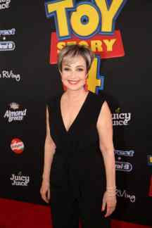 HOLLYWOOD, CA - JUNE 11: Annie Potts attends the world premiere of Disney and Pixar's TOY STORY 4 at the El Capitan Theatre in Hollywood, CA on Tuesday, June 11, 2019. (Photo by Jesse Grant/Getty Images for Disney) *** Local Caption *** Annie Potts
