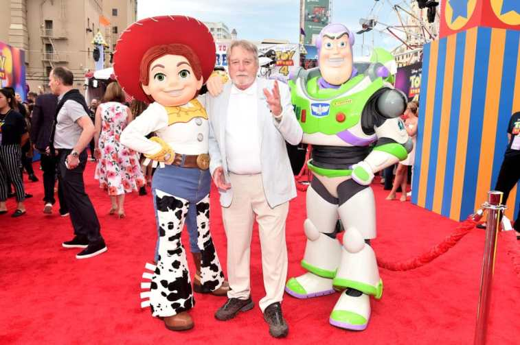 HOLLYWOOD, CA - JUNE 11: Blake Clark attends the world premiere of Disney and Pixar's TOY STORY 4 at the El Capitan Theatre in Hollywood, CA on Tuesday, June 11, 2019. (Photo by Alberto E. Rodriguez/Getty Images for Disney) *** Local Caption *** Blake Clark