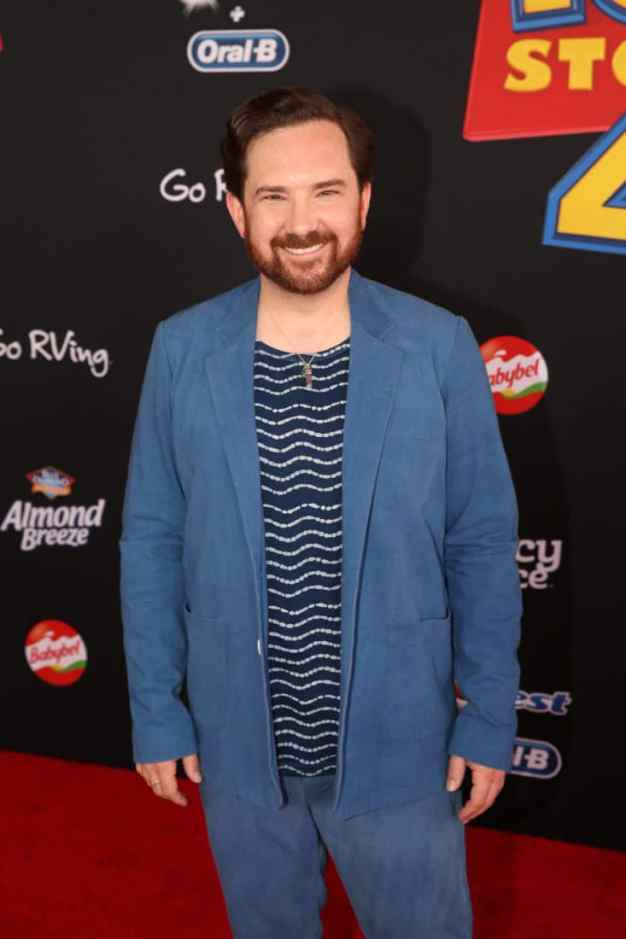 HOLLYWOOD, CA - JUNE 11: John Morris attends the world premiere of Disney and Pixar's TOY STORY 4 at the El Capitan Theatre in Hollywood, CA on Tuesday, June 11, 2019. (Photo by Jesse Grant/Getty Images for Disney) *** Local Caption *** John Morris
