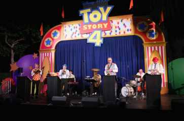 HOLLYWOOD, CA - JUNE 11: A view of the atmosphere at the world premiere of Disney and Pixar's TOY STORY 4 at the El Capitan Theatre in Hollywood, CA on Tuesday, June 11, 2019. (Photo by Jesse Grant/Getty Images for Disney)