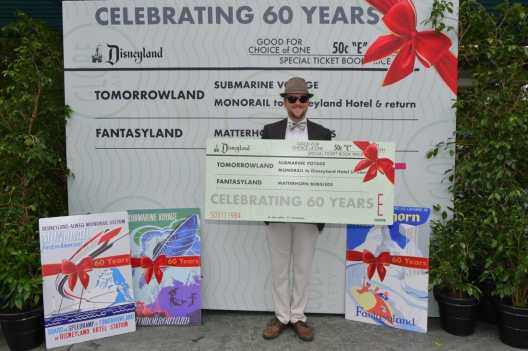 60th Anniversary of Matterhorn Monorail Submarines at Disneyland