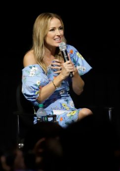 ORLANDO, FLORIDA - JUNE 08: Brooke Anderson attends the Global Press Junket for Pixar's TOY STORY 4 at Disney's Hollywood Studios on June 08, 2019 in Orlando, Florida. (Photo by John Parra/Getty Images for Disney)