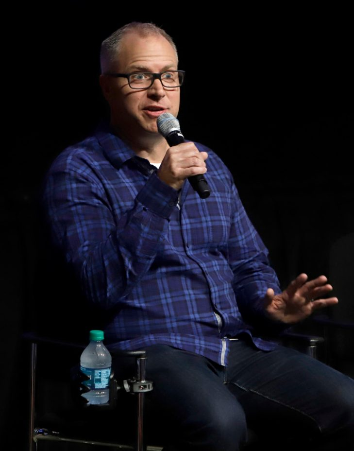 ORLANDO, FLORIDA - JUNE 08: Mark Nielsen attends the Global Press Junket for Pixar's TOY STORY 4 at Disney's Hollywood Studios on June 08, 2019 in Orlando, Florida. (Photo by John Parra/Getty Images for Disney)