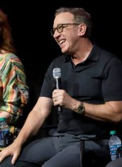 ORLANDO, FLORIDA - JUNE 08: Tim Allen attends the Global Press Junket for Pixar's TOY STORY 4 at Disney's Hollywood Studios on June 08, 2019 in Orlando, Florida. (Photo by John Parra/Getty Images for Disney)