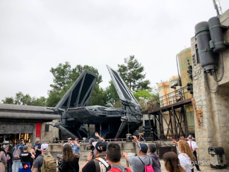 Star Wars: Galaxy's Edge Opening Day - Disneyland