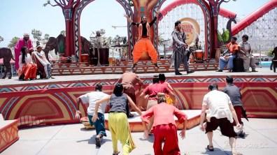 Tale of The Lion King - Disney California Adventure