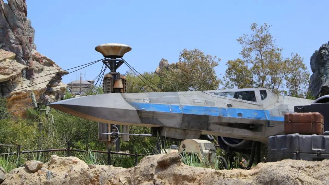 X-Wing - Star Wars: Galaxy's Edge