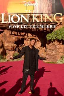 "HOLLYWOOD, CALIFORNIA - JULY 09: Issac Ryan Brown attends the World Premiere of Disney's ""THE LION KING"" at the Dolby Theatre on July 09, 2019 in Hollywood, California. (Photo by Alberto E. Rodriguez/Getty Images for Disney)"