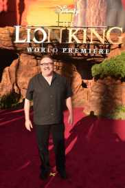 "HOLLYWOOD, CALIFORNIA - JULY 09: Don Hahn attends the World Premiere of Disney's ""THE LION KING"" at the Dolby Theatre on July 09, 2019 in Hollywood, California. (Photo by Alberto E. Rodriguez/Getty Images for Disney)"