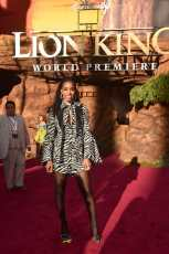 "HOLLYWOOD, CALIFORNIA - JULY 09: Kelly Rowland attends the World Premiere of Disney's ""THE LION KING"" at the Dolby Theatre on July 09, 2019 in Hollywood, California. (Photo by Alberto E. Rodriguez/Getty Images for Disney)"