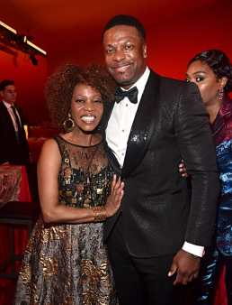 "HOLLYWOOD, CALIFORNIA - JULY 09: (L-R) Alfre Woodard, Chris Tucker and Tiffany Haddish attend the World Premiere of Disney's ""THE LION KING"" at the Dolby Theatre on July 09, 2019 in Hollywood, California. (Photo by Alberto E. Rodriguez/Getty Images for Disney)"