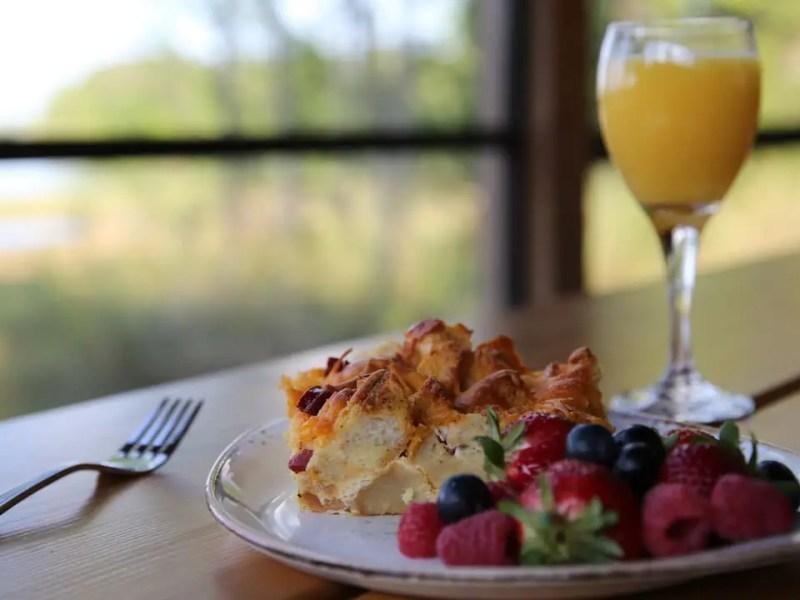 Chorizo Breakfast Casserole - GEEK EATS Disney Recipe