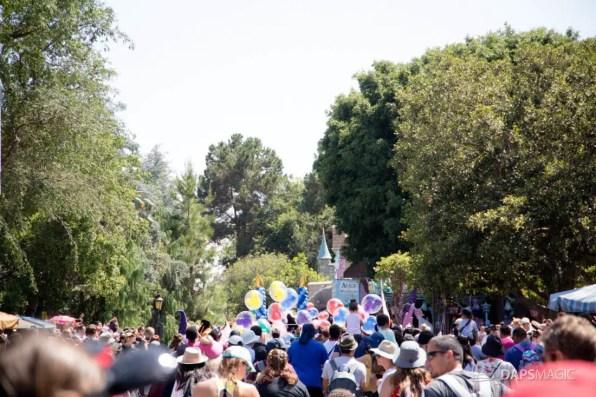 Disneyland 64th Birthday Cavalcade-115