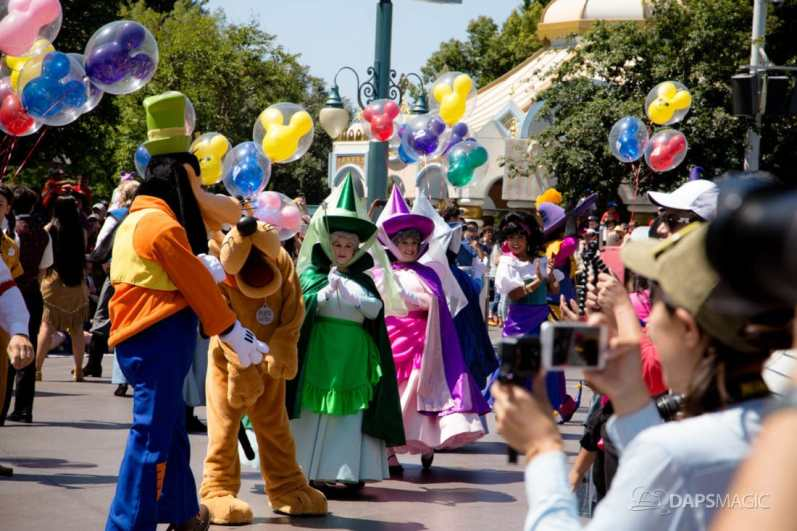 Disneyland 64th Birthday Cavalcade-23