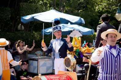 Disneyland 64th Birthday Cavalcade-40