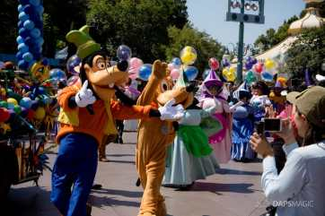 Disneyland 64th Birthday Cavalcade-46