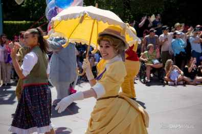 Disneyland 64th Birthday Cavalcade-8